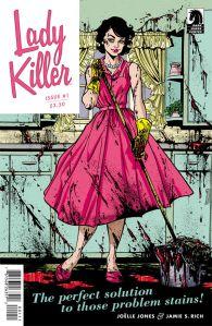 Lad Killer #1 cover